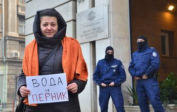 Решението за вода в Перник: От Белмекен през София след 45 дни и 25 млн. лв.