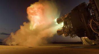 """Запали се ракетата на кандидата за """"бронзов медал"""" при частните орбитални полети"""