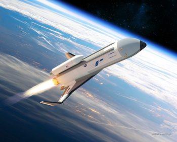 """Boeing неочаквано спря проекта за товарен космически """"самолет"""""""