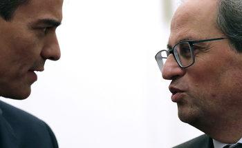 Преговори с Каталуня – цената на новия мандат на Педро Санчес