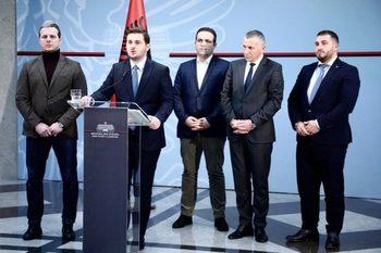 Албанците в южна Сърбия създадоха в Тирана единна листа за изборите