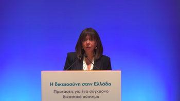 Гръцкият парламент ще избере опитен магистрат за президент