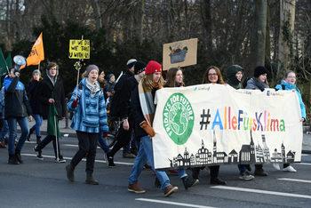 Десетки хиляди демонстрираха в Берлин с искания за реформи в селското стопанство