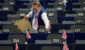 След Брекзит: Тласък за десните сили в Европейския парламент
