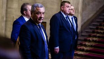 """Валери Симеонов: Държавата няма да допусне ликвидирането на """"Левски"""""""