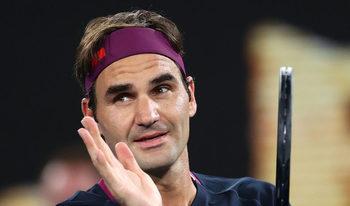 Федерер взе 99-а победа в Мелбърн, прелитайки през втория кръг