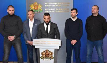 """Феновете на """"Левски"""" единодушни и разединени след срещата при Борисов"""