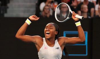 От теста в училище до големия пробив в тениса: историята на 15-годишната Кори Гоф