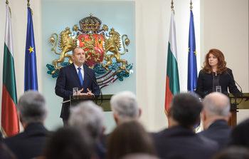 Президентът за Гешев, службата за охрана, Русия и втори мандат