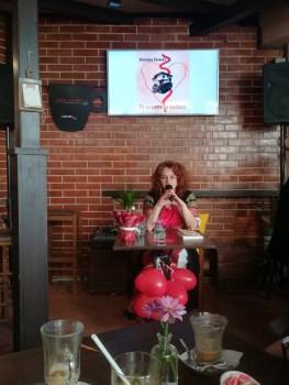 Потомка на Захари Стоянов за втори път представи своя книга в Плевен
