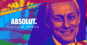 Музиката обединява, културният шок на Absolut също