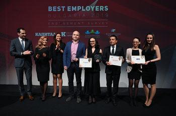 Кои са най-големите работодатели в България за 2019 г.