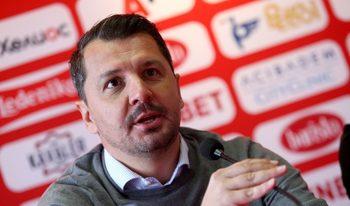 Милош Крушчич: ЦСКА трябва да играе с хладен ум и горещо сърце
