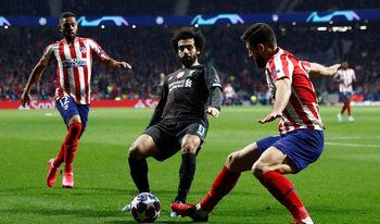 """Без точен удар шампионът """"Ливърпул"""" загуби от """"Атлетико"""" в Мадрид"""