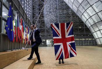 Откраднатите културни ценности може да влязат в дебата за отношенията след Брекзит