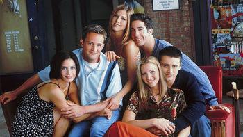 """Шестимата от """"Приятели"""" се събраха за още един епизод"""