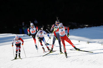 Българските биатлонисти завършиха 11-и в мъжката щафета на световното първенство