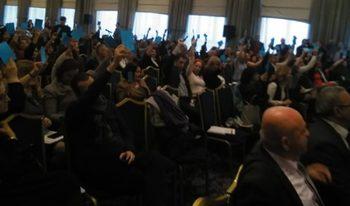 """""""Горещо"""" събрание на адвокатите: Бунт срещу ръководството, ропот срещу Гешев"""