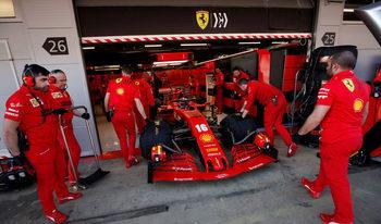 """Във """"Ферари"""" очакват да започнат сезона във Формула 1 зад """"Мерцедес"""""""