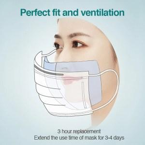 Интернет магазинът Tomtop предлага медицински маски за лице при изгодни цени