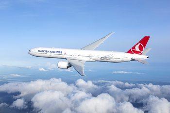 Turkish Airlines спира международните си полети с малки изключения до 17 април