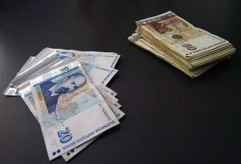 Приходите в бюджета са с над 205 млн. по-малко от разходите в края на март
