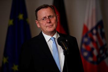 Крайноляв премиер се върна на власт в Тюрингия след скандал с крайнодесните