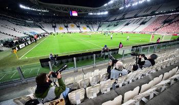 Сезон без шампион е сред вариантите за италианското първенство