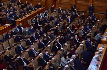 """ГЕРБ и """"патриотите"""" подкрепят дълга до 10 млрд. лв., БСП – не"""