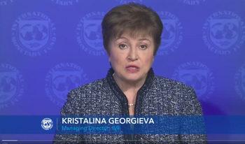 Светът вече е в рецесия, обяви Кристалина Георгиева