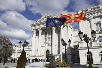 Северна Македония стана 30-ият член на НАТО