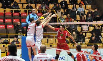 Волейболната федерация послуша клубовете и обяви сезона за приключил