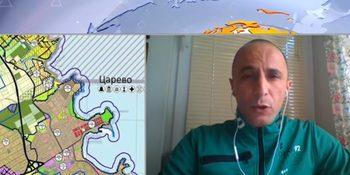 Екозащитник: В новия устройствен план на Царево има несъществуващ плаж