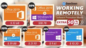 Ограничения в обслужването на Office 365? Защо да не си вземете Office 2019/2016 с 50% отстъпка?