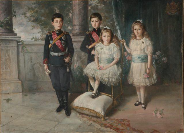 Изложба в НХГ – Дворецът за изкуството I
