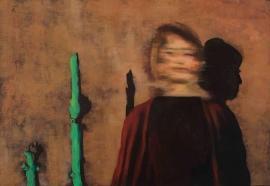"""Изложбата """"Ракурси на душата"""" на Никола Гулев е начин да погледнем вътре в себе си"""