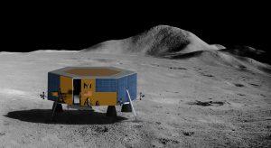 Завръщането на САЩ на Луната: през 2022 година: модулът Masten Space Systems XL-1