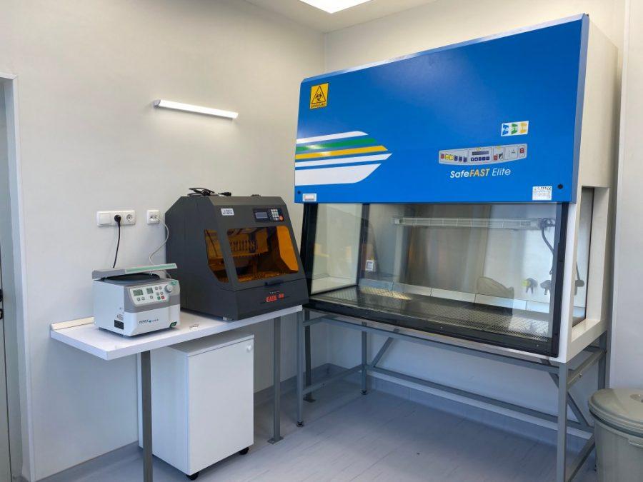 Готова е лабораторията за изследване на коронавирус към Медицинския университет в Плевен