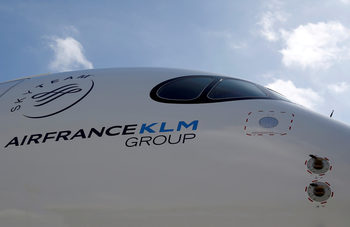 Air France KLM е поискала финансова помощ от френското правителство