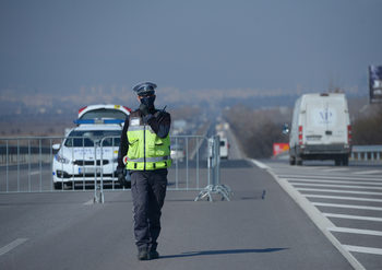 Полицията в София все още не е искала трафични данни заради коронавируса