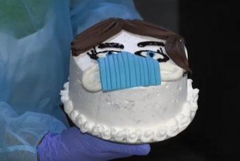 Коронавирусът промени и начина, по който се украсяват торти