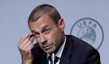 УЕФА: Прекратяването на първенствата в този момент ще е необосновано