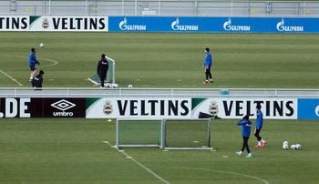 Футболна тренировка според мерките: малко и на разстояние