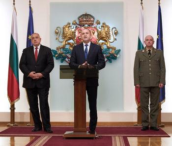 Борисов: Президентът говори нелепици, да наложи вето на извънредното положение
