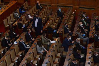 Депутатите решиха ВСС да определя кои дела да се гледат и кои срокове да текат