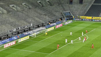 """Как германски клуб продаде над 110 хил. билета за мач с """"невидим съперник"""""""