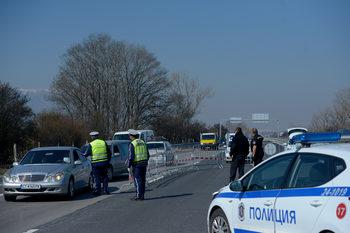 Извънредното положение намали броя на тежките катастрофи и загиналите по пътищата