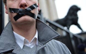 Свободата на словото остава за избрани