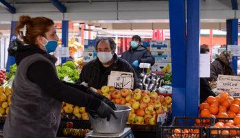 Кооперативните пазари и цветните борси в цялата страна ще бъдат затворени от 16 април