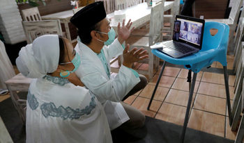Обединените арабски емирства разрешават онлайн сватби заради коронавируса